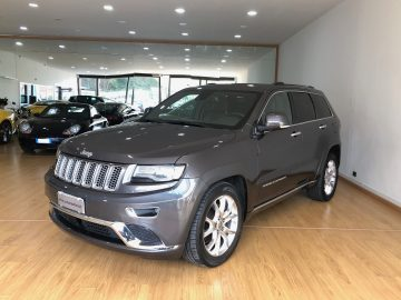 JEEP 3.0 V6 CRD 250 CV MULTIJET II SUMMIT AUTOMATIC