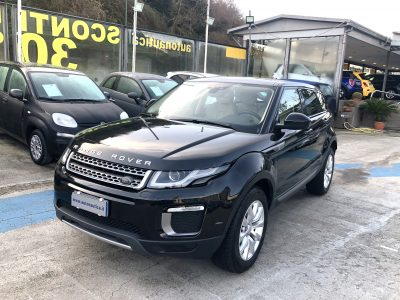 LAND ROVER RANGE EVOQUE 2.0 D4-D 150CV SE DYNAMIC AUTOMATIC