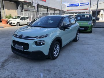CITROEN C3 1.2 PURE TECH 82CV FEEL