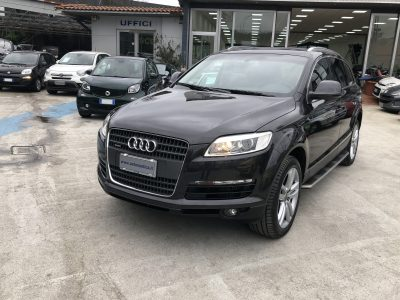 AUDI Q7 3.0 TDI V6 QUATTRO 233CV TIPTRONIC ADVANCED PLUS